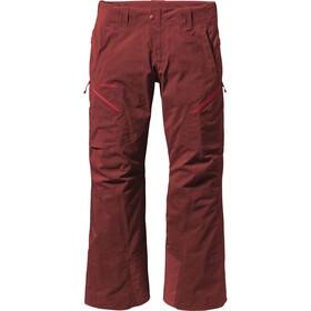 Patagonia Untracked Pants Dam drumfire red